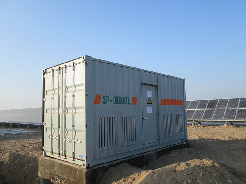 30MW PV Project in Xinjiang Production and Construction Corps
