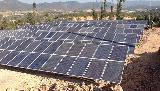 Pumping inverter - Yunnan·Kunming Solar Pumping Project